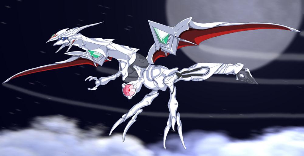 エスカフローネ竜形態