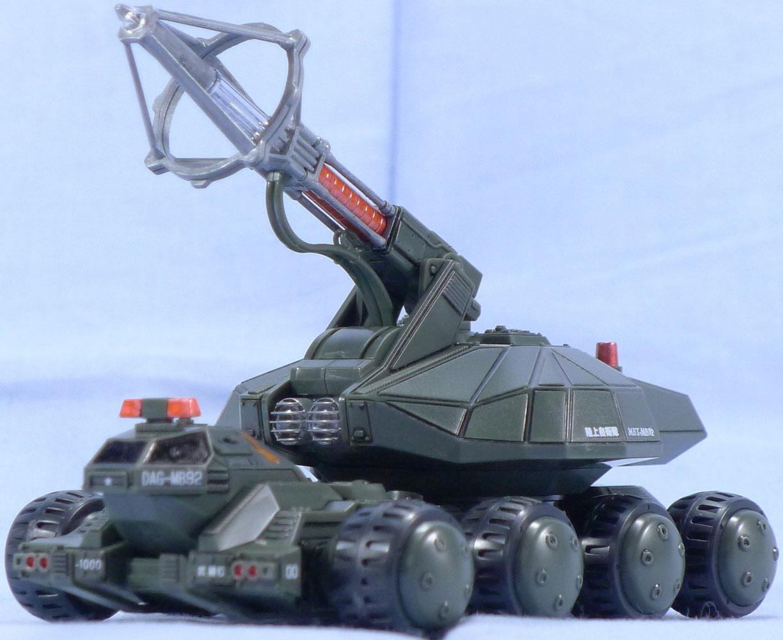壽屋 92式メーサービーム戦車