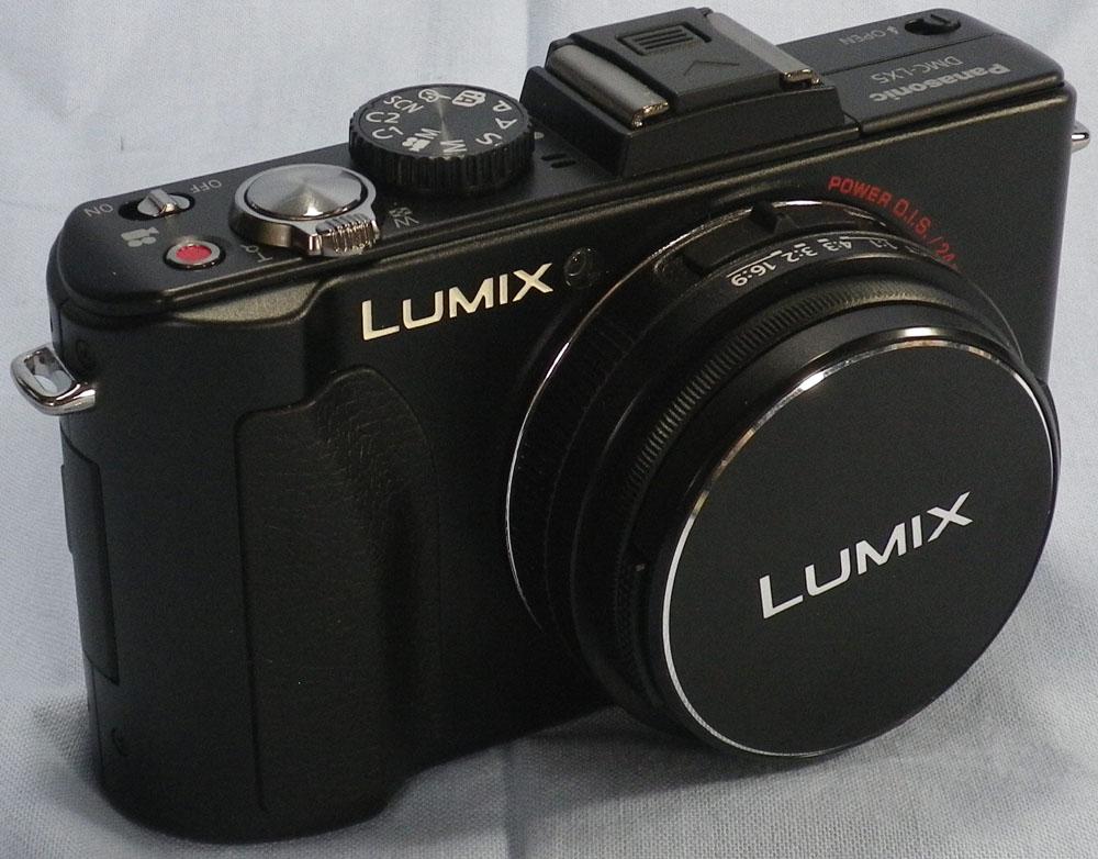 パナソニック LX5