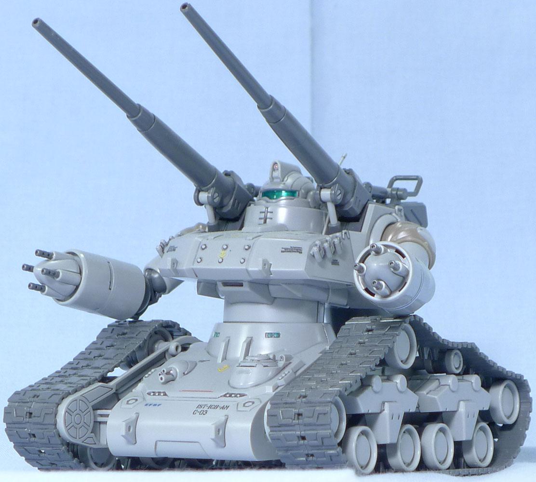 バンダイ HG ガンタンク初期型