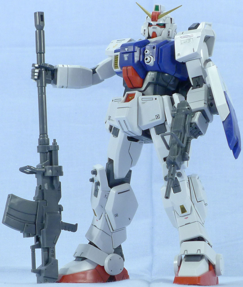 バンダイ MG 陸戦型ガンダム