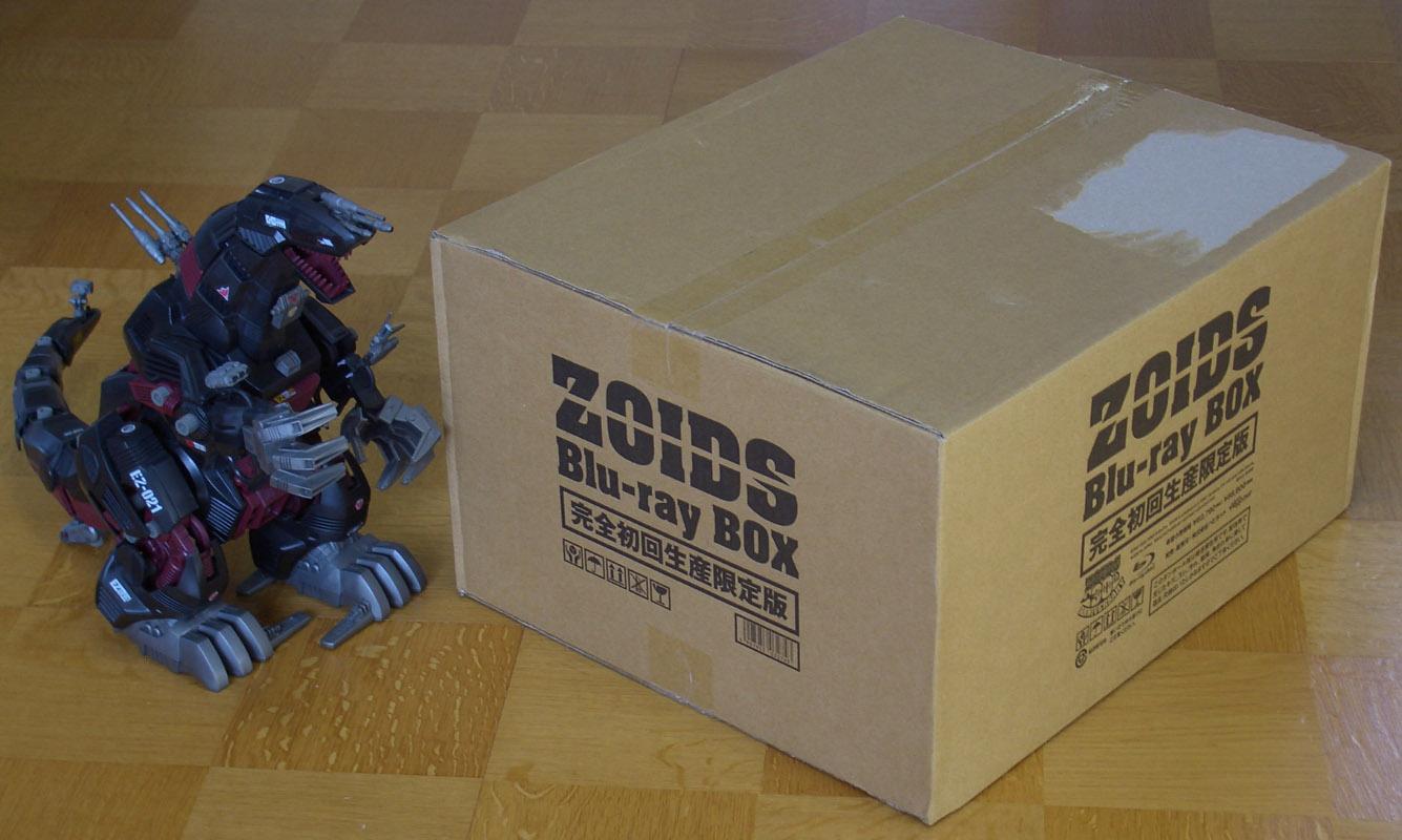 ZOIDS BD-BOX