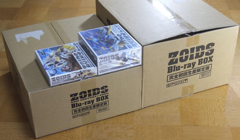 ゾイド新世紀/ゼロ Blu-rayBOX